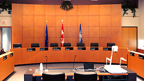 Council Chambers picture