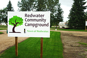 Redwater Community Campground